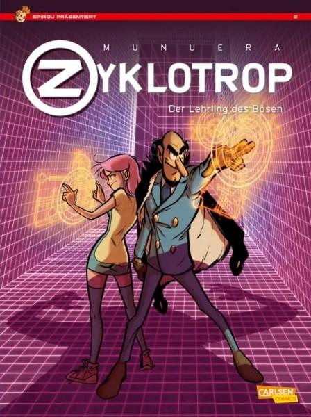 Spirou präsentiert 2: Zyklotrop II: Der Lehrling des Bösen