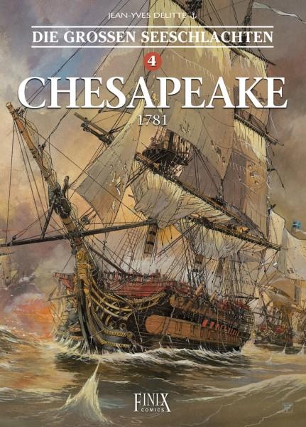 Die großen Seeschlachten 4 Chesapeake