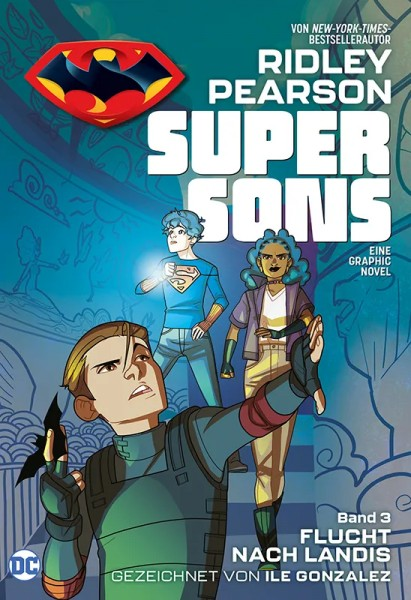 Super Sons 3 - Flucht nach Landis