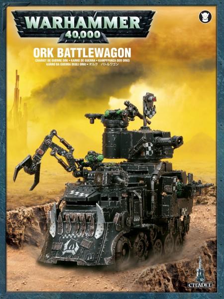 Orks - Kampfpanza
