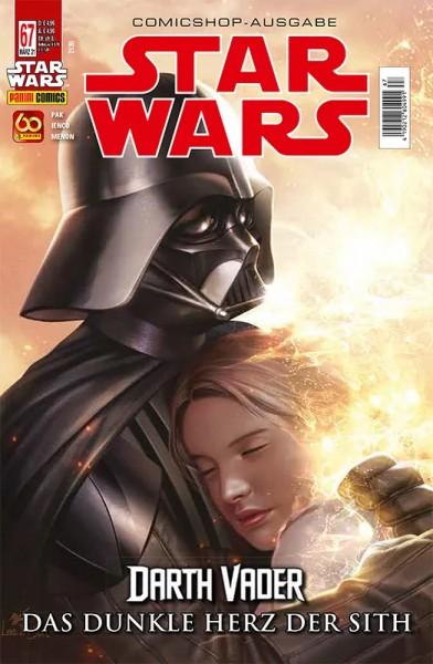 Star Wars 67 - Darth Vader - Das dunkle Herz der Sith 2 - Comicshop-Ausgabe