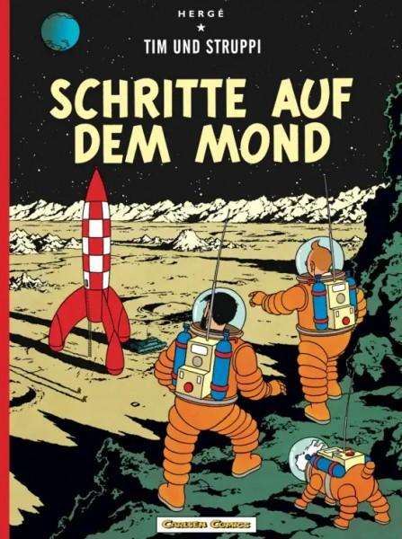 Tim und Struppi 16: Schritte auf dem Mond