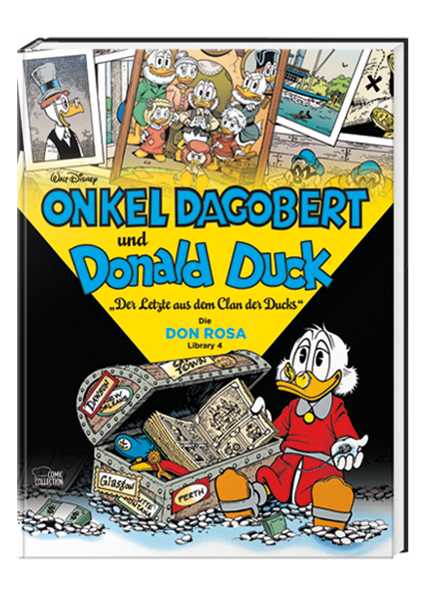 Onkel Dagobert und Donald Duck - Don Rosa Library 04