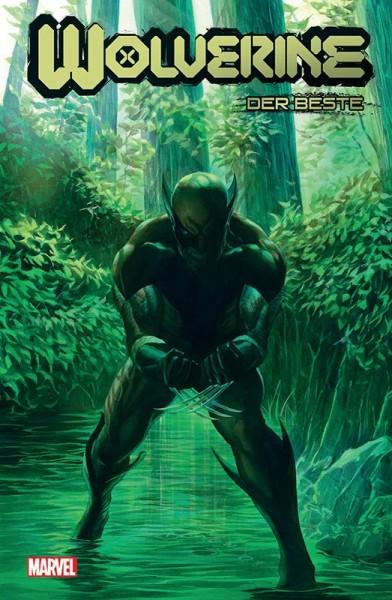 Wolverine - Der Beste 1 - Blutgericht Variant