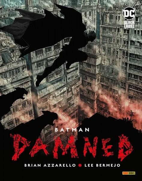 Batman - Damned (Sammelband) Hardcover