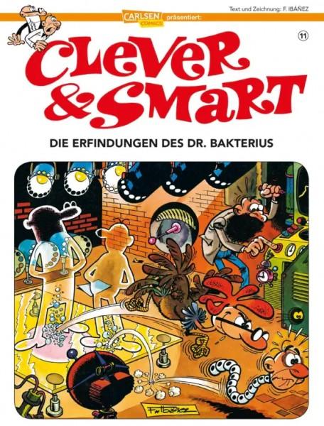 Clever und Smart 11: Die Erfindungen des Dr. Bakterius