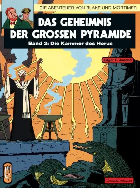Blake und Mortimer 2: Das Geheimnis der großen Pyramide