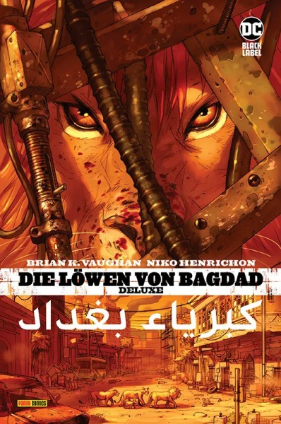 Die Löwen von Bagdad (Deluxe Edition)