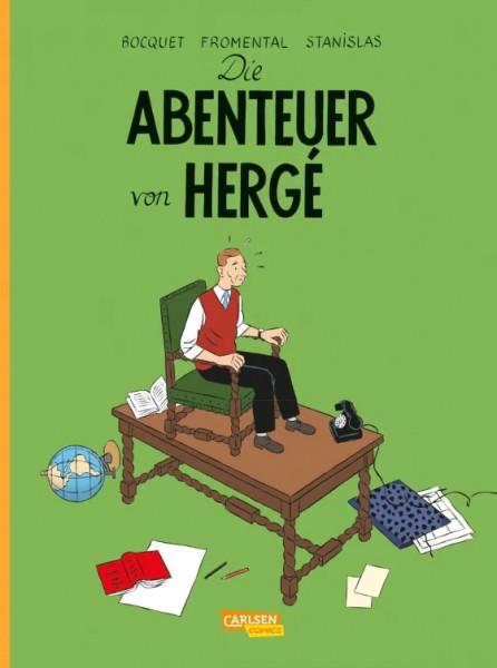 Die Abenteuer von Hergé - Erweiterte Neuausgabe