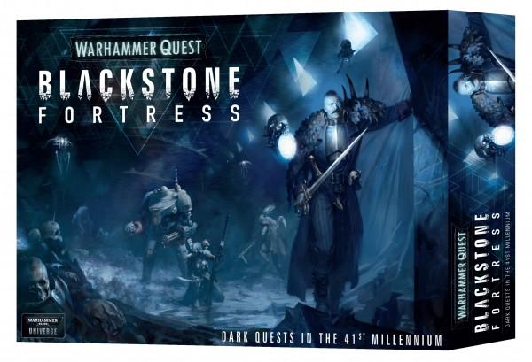 Warhammer Quest: Blackstone Fortress (Deutsch)
