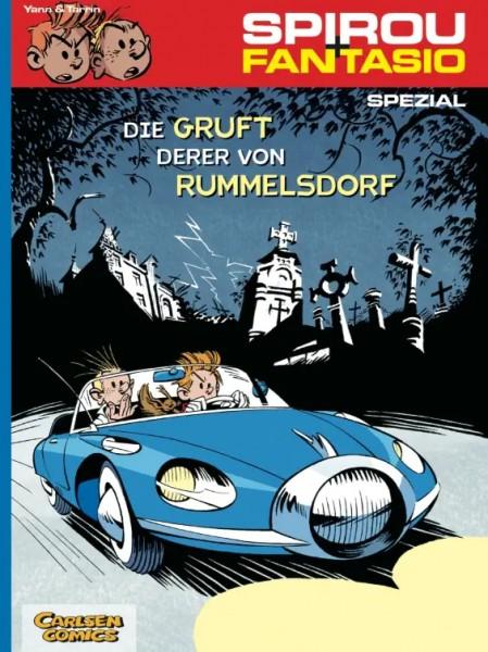 Spirou und Fantasio Spezial 6: Die Gruft derer von Rummelsdorf