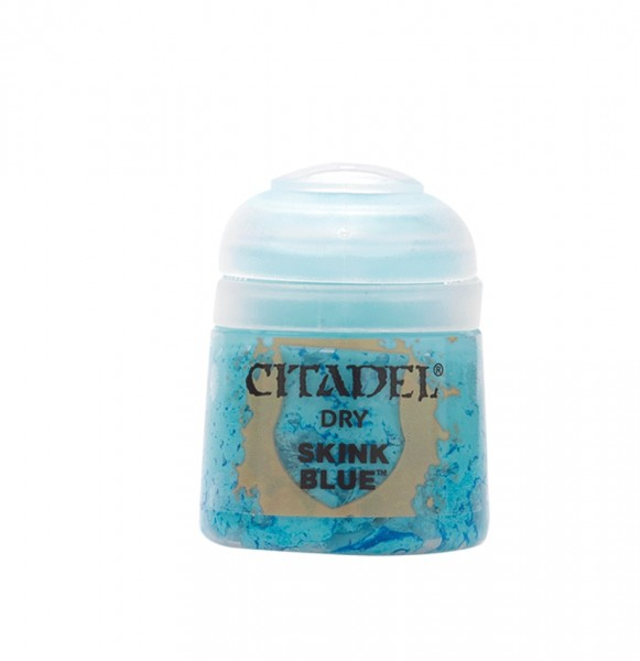 Dry: Skink Blue (12 ml)