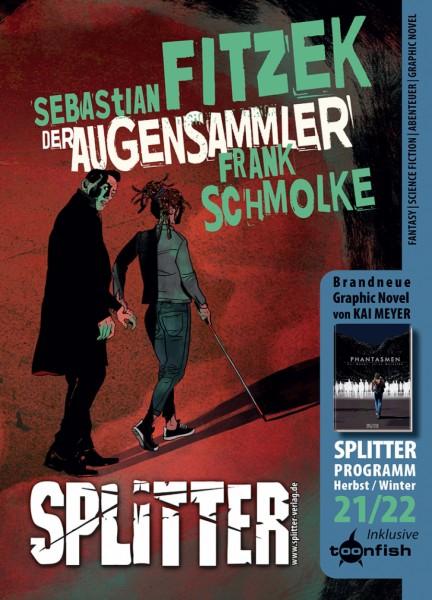 Splitter Katalog 2021/2022 - Herbst/Winter 2021/2022