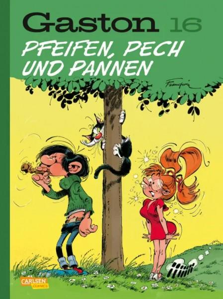 Gaston Neuedition 16: Pfeifen, Pech und Pannen