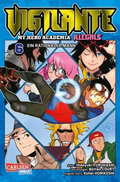 Vigilante - My Hero Academia Illegals 6