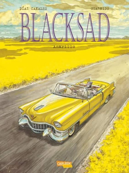 Blacksad 5: Amarillo