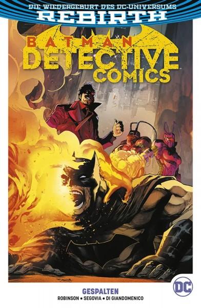 Batman - Detective Comics Paperback 9 - Gespalten