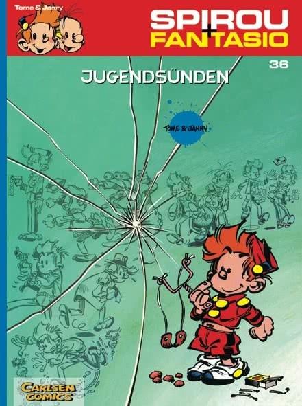 Spirou und Fantasio 36: Jugendsünden