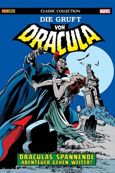 Die Gruft von Dracula - Classic Collection 2 - Draculas spannende Abenteuer gehen weiter!