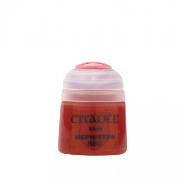 Base: Mephiston Red (12 ml)