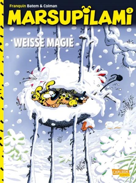 Marsupilami 3: Weiße Magie
