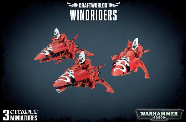 Craftworlds - Windriders