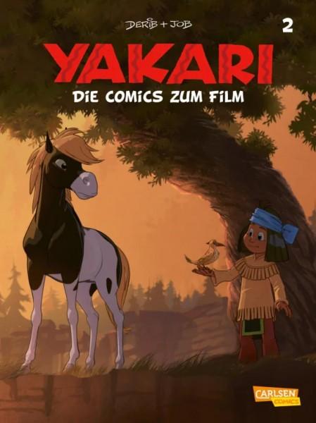 Yakari Filmbuch – Die Comicvorlage zum Film 2