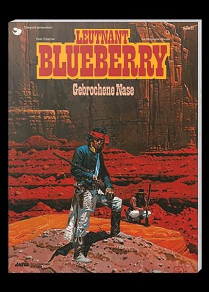 Blueberry 21 - Gebrochene Nase