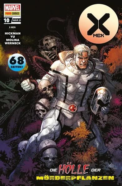 X-Men 10 - Die Hölle der Mörderpflanzen