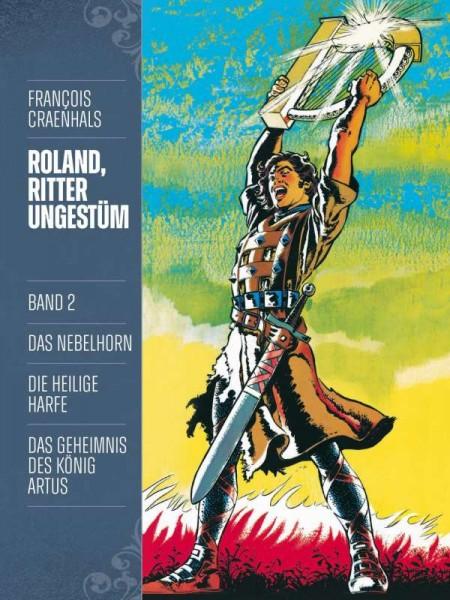 Roland Ritter Ungestuem 2 - Neue Edition