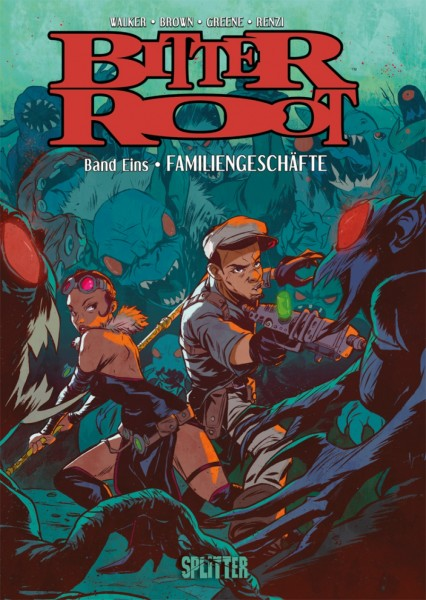 Bitter Root 1