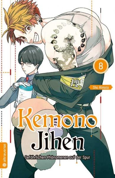 Kemono Jihen – Gefährlichen Phänomenen auf der Spur 08