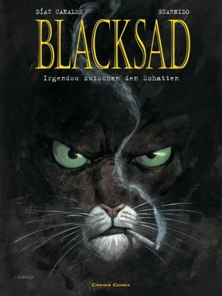 Blacksad 1: Irgendwo zwischen den Schatten