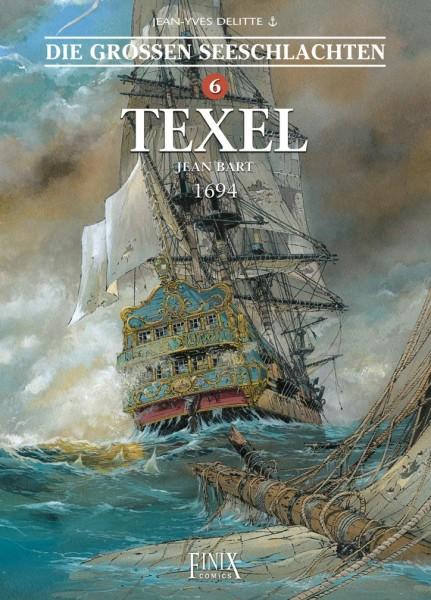 Die großen Seeschlachten 6 Texel