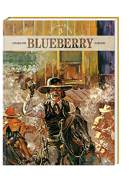 Blueberry - Collector's Edition Nr. 03