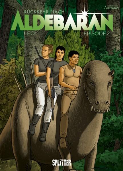 Rückkehr nach Aldebaran 02