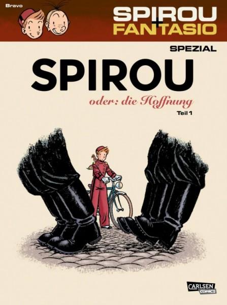 Spirou und Fantasio Spezial 26: Spirou oder: die Hoffnung 1