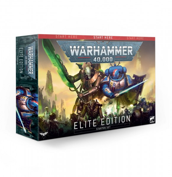 Warhammer 40000 Starter Set - Elite Edition