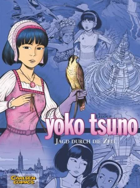Yoko Tsuno Sammelbände 3: Jagd durch die Zeit