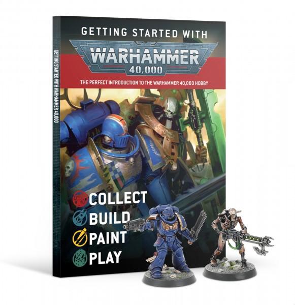 Einsteiger-Leitfaden: Warhammer 40000