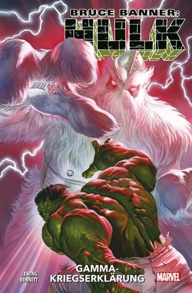 Bruce Banner - Hulk 6 - Gamma Kriegserklärung