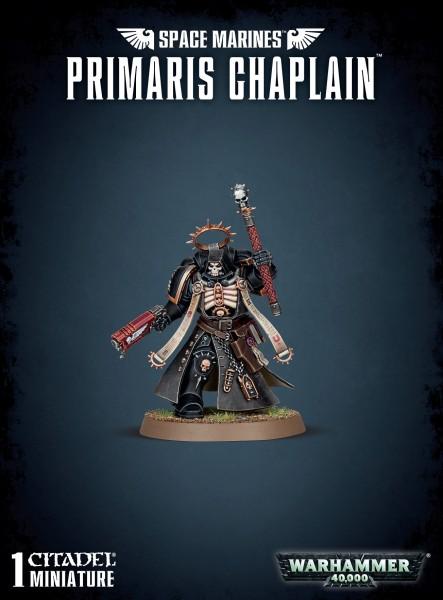 Primaris Ordenspriester / Chaplain