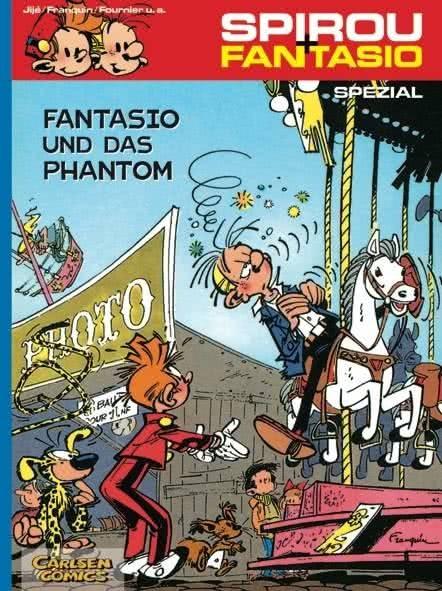 Spirou und Fantasio Spezial 1: Fantasio und das Phantom