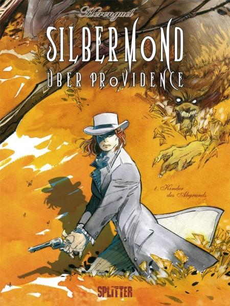 Silbermond über Providence 1