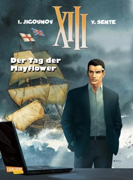 XIII 20: Der Tag der Mayflower