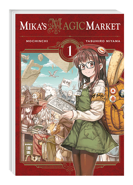 Mika's Magic Market 01