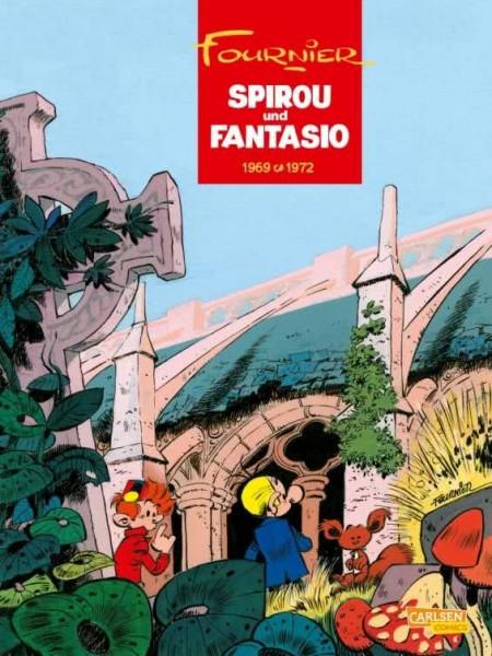 Spirou und Fantasio Gesamtausgabe 9: 1969-1972