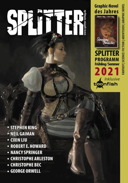Splitter Katalog 2021
