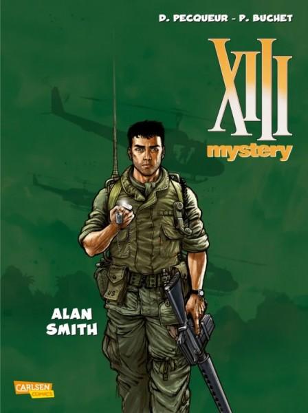 XIII Mystery 12: Alan Smith