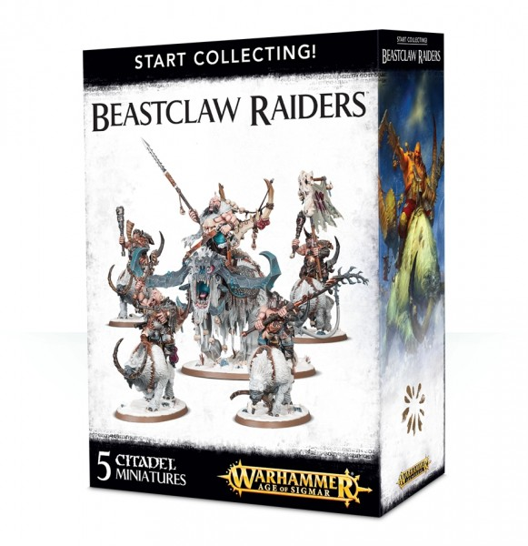 Start Collecting! - Beastclaw Raiders